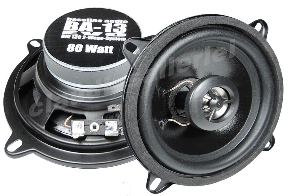 BA13-28051a Lautsprecher SET 130mm koax Boxen für OPEL CORSA B Front Türen